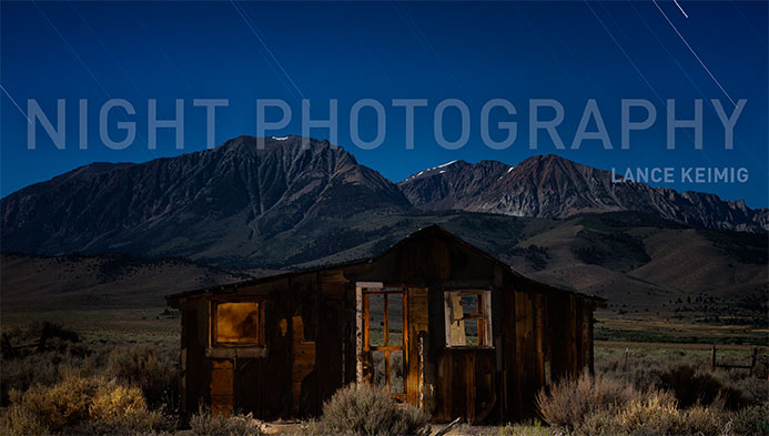 Online Night Photography Class